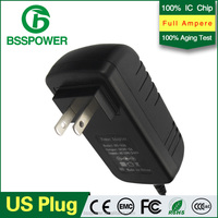 Universal 5V 3A 3000mA ac dc power adapter 5 volt power adapters for mini pc