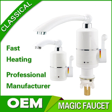 Safe Electric Heater Instant Water faucet Heating Electric tap