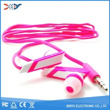 Fashion made in china mp3 mp4 skull earphone