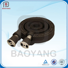 Custom High pressure commercial cast iron gas ring burner