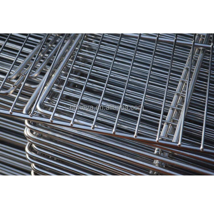 Barbecue wire mesh / barbecue grill netting / stainless steel BBQ grill