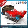 2015 Cheap price Dynamic 3D 4D 5D 7D 9D 12D simulator moto machine with professional steering wheel