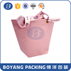 High quality different shape design paper carrier bag