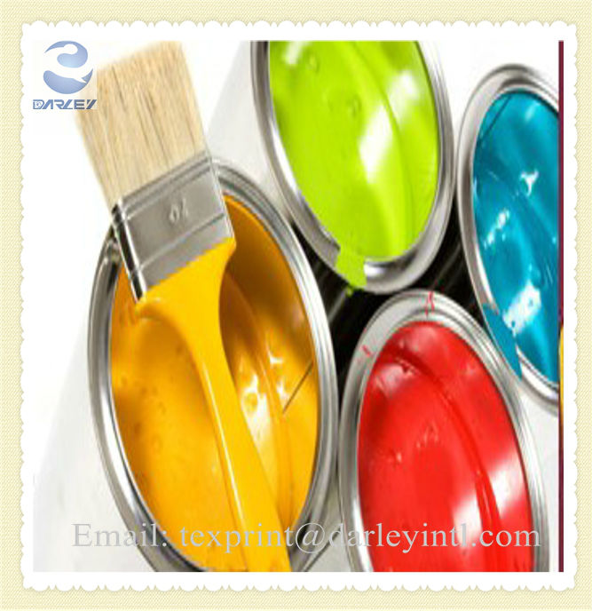 color liquid for textile printing