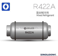 whloesales manufacture air cooling new-priced high quality cylinders for sales replaces R22&R502 gas refrigerant R422A