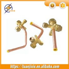 3 Way Service Valve Of Air Conditioner