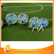 popular outdoor bubbles inflatable football bubble for sale fun kit water bomb