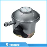 Good Quality Promotional compact natural gas pressure regulator adjustment