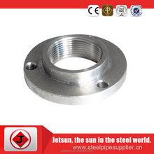 Carbon steel/stainless steel welded and seamless steel flange