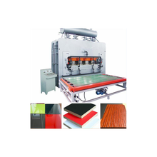 Hydraulic laminate heat press machine