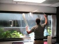 bullet-proof protective film for window glass