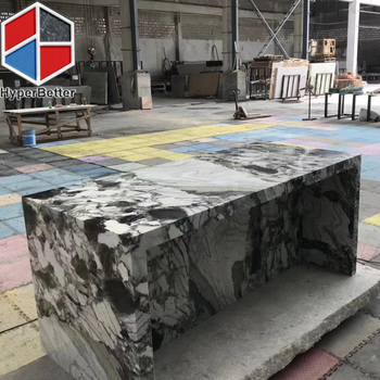 Ice green marble benchtop