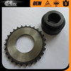 cheap price large and forging sprocket wheel