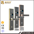 password digital fingerprint door lock 2016 with electronic door opening system