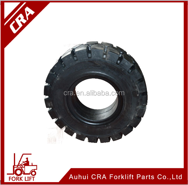 CRA Forklift Parts & Solid Tyre Price