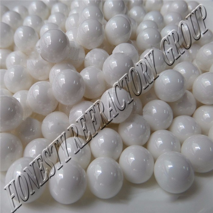 Honesty Quality Industrial Ceramic Beads Zirconia Ceramic Grinding Ball for bearing
