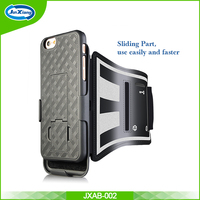 fashion outdoor custom sport armband mobile phone holder for iphone 6