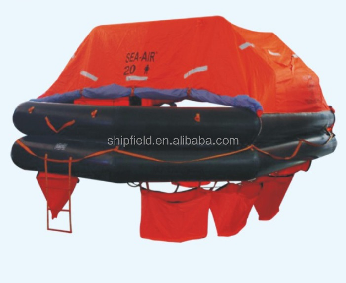 20 person life raft container for sales
