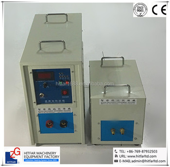 25KW High Frenquency Induction Heater/ induction brazing machine