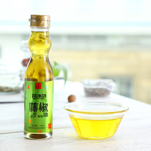 Edible cooking oil pepper seasoning oil