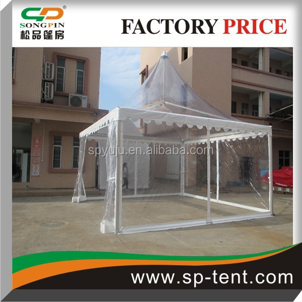 5x5m aluminum frame fire retardant tent for party event and sale