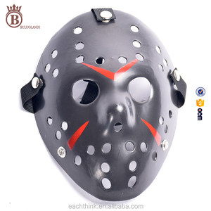 High Quality Halloween Party Resin killer Jason Hockey Mask