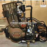 Hot Sale Kick Start 300cc Water-Cooled motorcycle engine
