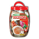 Coficofi Mixed Flacvours - 3 in 1 instant coffee mix - 40 Sachets in jar