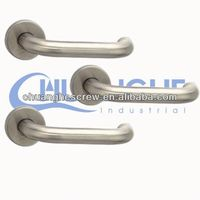 High-quality plastic flush pull handles, China supplier