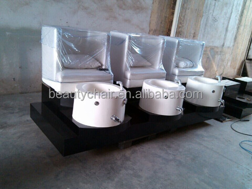 Wirlpool Pedicure Spa Chair With No Plumbing, View pedicure spa chair