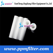 10 inch 1/5 micron pp spun filter cartridge for RO system