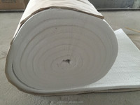 High alumina ceramic fiber blanket