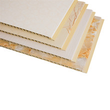 Waterproof fire resistant decorative faux bamboo wall panel