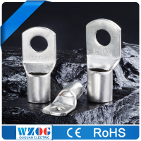 SC 22-16 16-14 12-10 AWG Electrical Wire Connecting Terminal Connector, Copper Lugs Connector Terminals