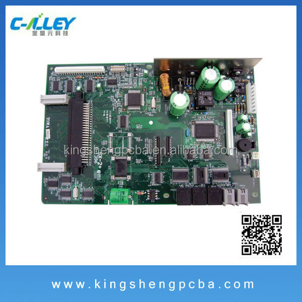 pcba supplier / Shenzhen Multilayer 1-10 layers PCB printed circuit board manufacturer
