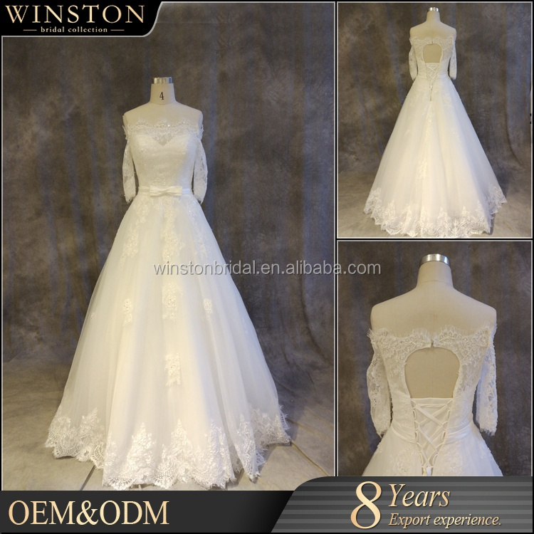 Best Selling old fashioned wedding dresses