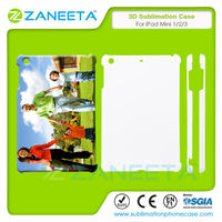 sublimation case for Apple iPad Mini 1/2/3 blank | phone case sublimation for iPad printing 3d