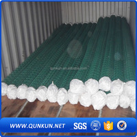 8 gauge factory chain link fence