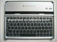 Mobile Bluetooth Wireless Keyboard for iPad 2 Aluminium Keyboard