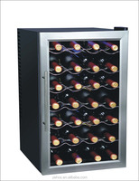 28 bottles thermoelectric wine refrigerator 70L wine chiller