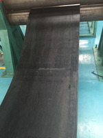 China made EP/EE/NN Fabric rubber conveyor belt used in Industry