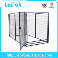 Custom logo high quality expendable heavy duty large outdoor dog show cage