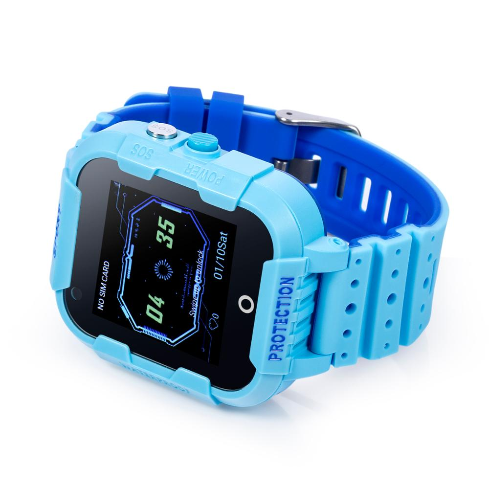 wholesale smart watch P67 waterproof GPS Navigation touch screen smart watch kids gps tracker wifi smart watch phone