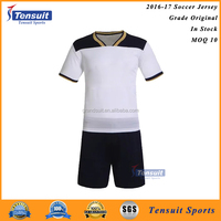 New arrivals high quality football club jerseys, make your own design small MOQ soccer uniform, top selling soccer jerseys
