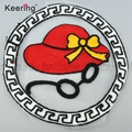 Wholesale Embroidered Patches From Keering WPHA-007