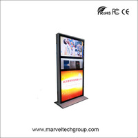 32 TO 84 Inches Full New A+ LCD Panel Enterprise Grade Contenct Management Digital Signage Software