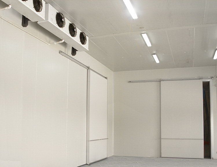 Excellent quality hotsell pre fabricated store cold room