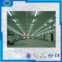 China manufacture economic pu panel cold room frozen kebab
