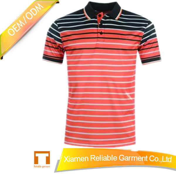 Custom pima cotton polo shirt/ man pima cotton polo shirt online shopping usa
