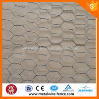 Green pvc coated chicken wire mesh\PVC coated hexagonal wire mesh